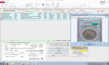 Coin Catalog Pro™ Coin Collecting Software