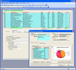 MS Access Hospital Database